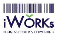 iWORKs Business Center & Coworking  - Logo Pie